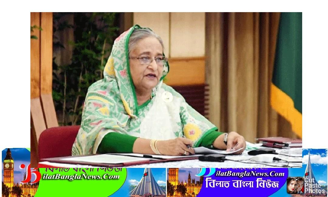 বাংলাদেশ হবে প্রাচ্য ও পাশ্চাত্যের সেতুবন্ধন:প্রধানমন্ত্রী